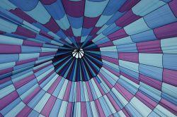 Der Fallschirm beim Sommergarten